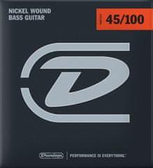 Dunlop DBN45100 Struny na basgitaru
