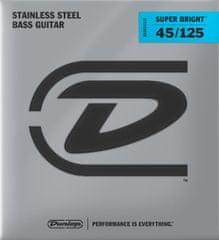 Dunlop DU DBSBS45125 Struny pro pětistrunnou baskytaru