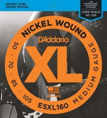 Daddario ESXL160 double ball Struny na basgitaru