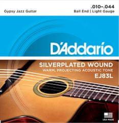 Daddario EJ83L Kovové struny pro akustickou kytaru