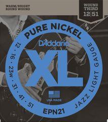 Daddario EPN21 Struny na elektrickú gitaru