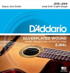 Daddario EJ84L Kovové struny pro akustickou kytaru