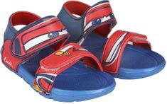 Disney chlapecké sandály Cars