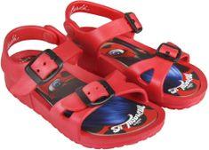 Disney dívčí sandály LadyBug
