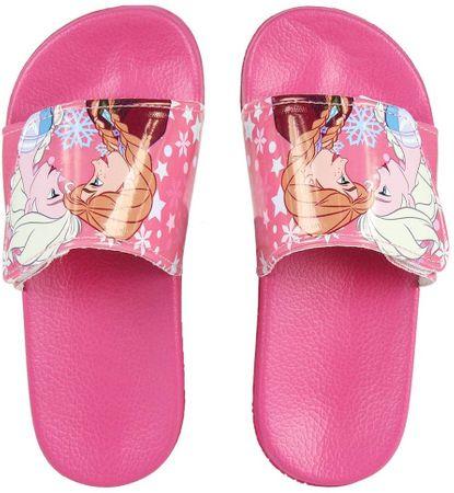 Disney dievčenské papuče Frozen 26.5 ružová
