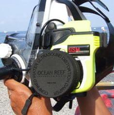 Tlmič ruchov komunikácie pre masky Ocean Reef