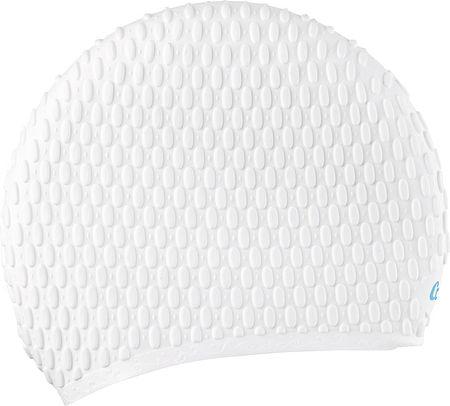 Cressi Čepice plavecká LADY CAP, bílá