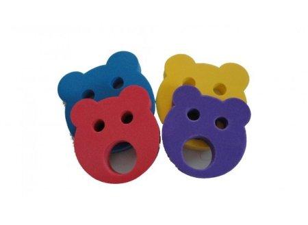 DENA Kroužky nadlehčovací BABY, medvídek