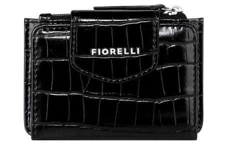 Fiorelli Dámská peněženka Lewes FWS0116 Black Croc
