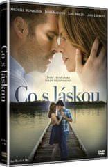 Co s láskou - DVD