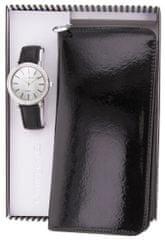 Vera Verona dámská sada hodinek s peněženkou MWF16-071A