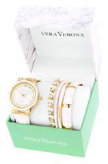 Vera Verona dámská sada hodinek s náramky MWF17-057G