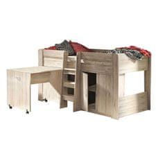 Kombinovaná posteľ, san remo, FANY