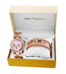 Vera Verona dámska sada hodiniek s náramkami MWF16-031C