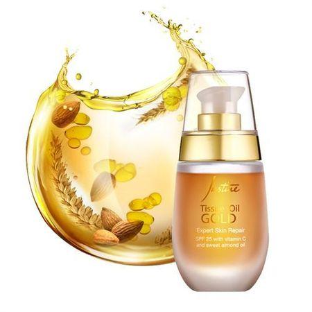 Avon Frissítő arc- és testolaj SPF 25 C-vitaminnal és mandulaolajjal, 50 ml