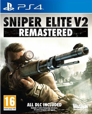 Sold Out igra Sniper Elite V2 Remastered (PS4)