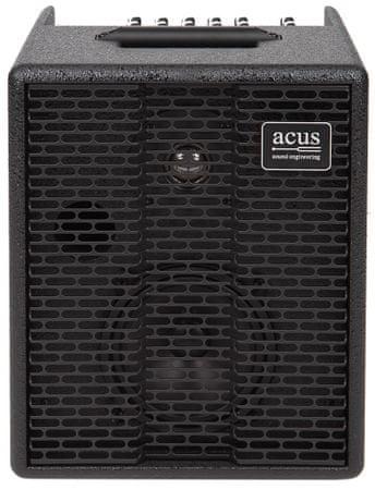 One Forstrings 5T Black Kombo pro akustické nástroje