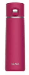 TEFAL WEGO utazó termoszbögre 0,43 l rózsaszín K2330504