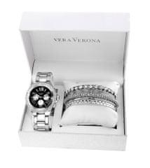 Vera Verona dámská sada hodinek s náramky MWF16-031A