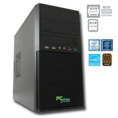PCplus namizni računalnik e-office i7-8700/8GB/SSD240GB/FreeDOS (138244)