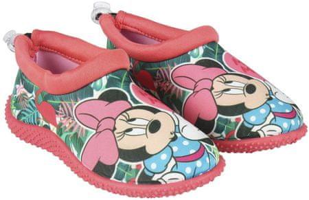 Disney dívčí boty do vody Minnie 26 růžová