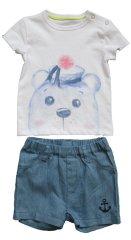 Carodel komplet dječjih majica i kratkih hlača