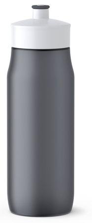 Tefal SQUEEZE měkká láhev 0,6 L šedá K3200112
