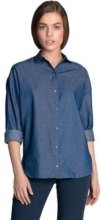Nife ženska srajca, 36, modra