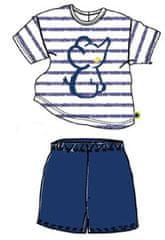 Carodel fantovski komplet majice in kratkih hlač