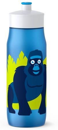 Tefal miękka butelka SQUEEZE 0,6 L niebieska - goryl K3201312