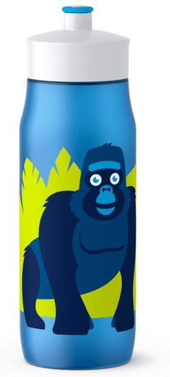 Tefal SQUEEZE mäkká fľaša 0,6 L modrá-gorila K3201312