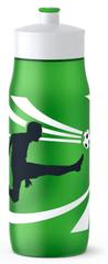 TEFAL SQUEEZE puha kulacs 0,6 L zöld-foci K3201412