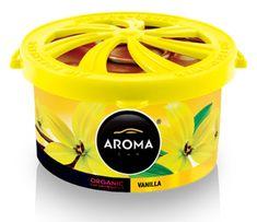Aroma Car osvežilec zraka Organic Vanilla
