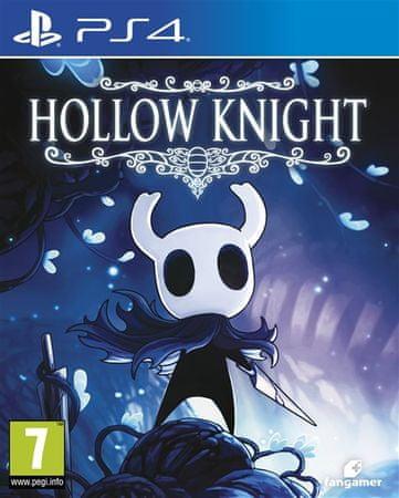 Fangamer igra Hollow Knight (PS4)