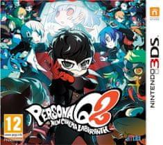 Atlus igra Persona Q2: New Cinema Labyrinth (3DS)