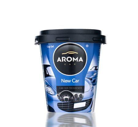 Aroma Car osvežilec zraka Gel New Car