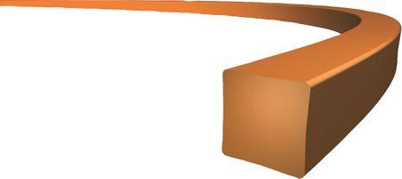 Makita štirikotna najlonska nitka 2,4 mm/15 m