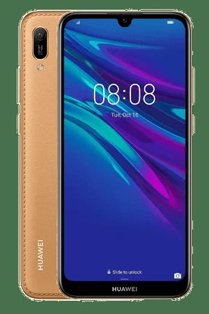 Huawei Y6 2019, 2 GB/32 GB, Amber Brown