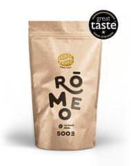 """Zlaté Zrnko - Rómeo (Zmes arabica 85% a robusta 15%) """"UNIVERZÁLNY"""" zrnková káva 500g"""