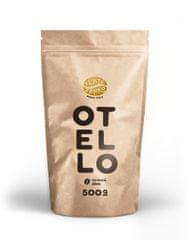 """Zlaté Zrnko - Otello (Zmes arabica 65% a robusta 35%) """"HORKÝ"""" zrnková káva 500g"""