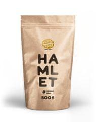 """Zlaté Zrnko - Hamlet (Zmes arabica 50% a robusta 50%) """"VÝRAZNÝ"""" zrnková káva 500g"""