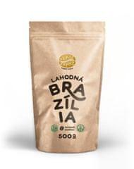 """Zlaté Zrnko - Brazília """"LAHODNÁ"""" zrnková káva 500g"""