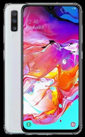 Samsung Galaxy A70, 6 GB/128 GB, White