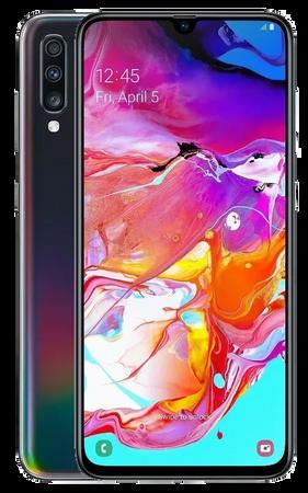 Samsung Galaxy A70, 6GB/128GB, Black