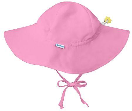 iPlay dětský sluneční klobouček s UV ochrannou 98 - 110 růžová