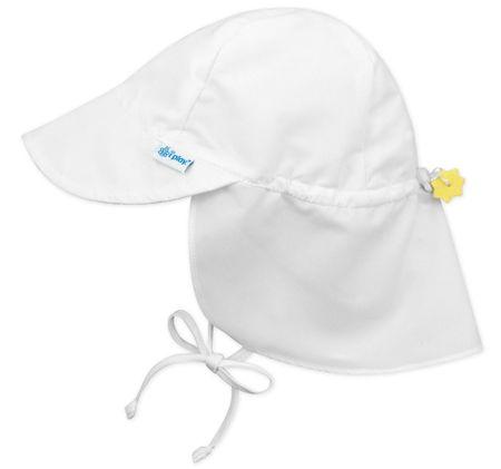 iPlay gyerek sapka szegéllyel és UV védelemmel 98 - 110 fehér