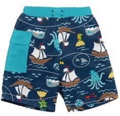 iPlay kupaće hlače za dječake s pelenom PIRATI
