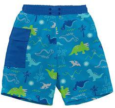 iPlay kupaće hlače za dječake s pelenom DINOSAURUS