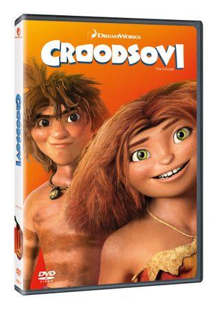 Croodsovi - DVD