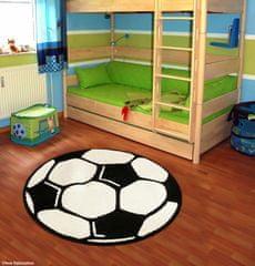 Hanse Home Kusový koberec Prime Pile Fussball 100015